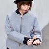 無品牌 的 羊毛短外套