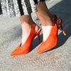 ALDO 的 麂皮繞踝跟鞋