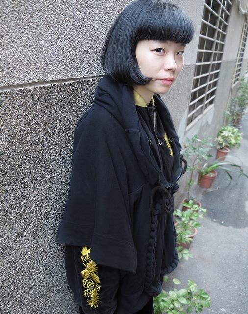 A PRANK DOLLY 的 橫須賀外套