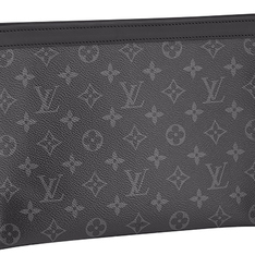 LOUIS VUITTON 的 手拿包