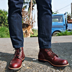 RED WING 的 靴子