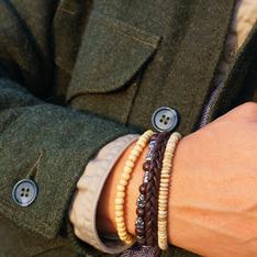 PULL&BEAR 的 串珠手環