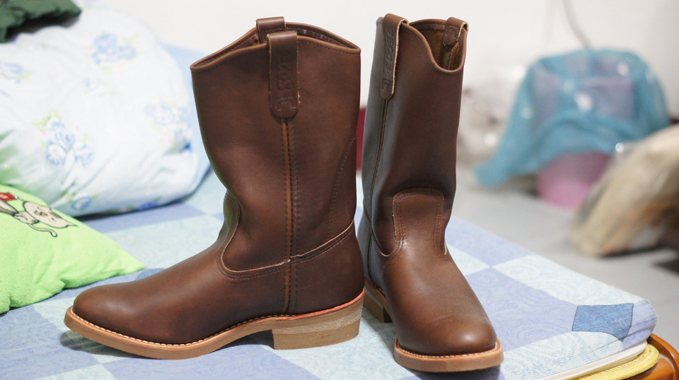 RED WING 的 長靴1155