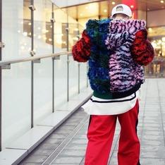 KENZO X H&M 的 KENZO X H&M毛毛外套