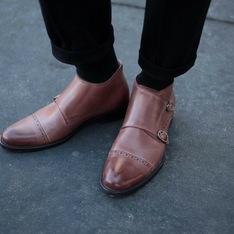 VANGER 的 孟克靴