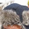 ZARA 的 飛行帽