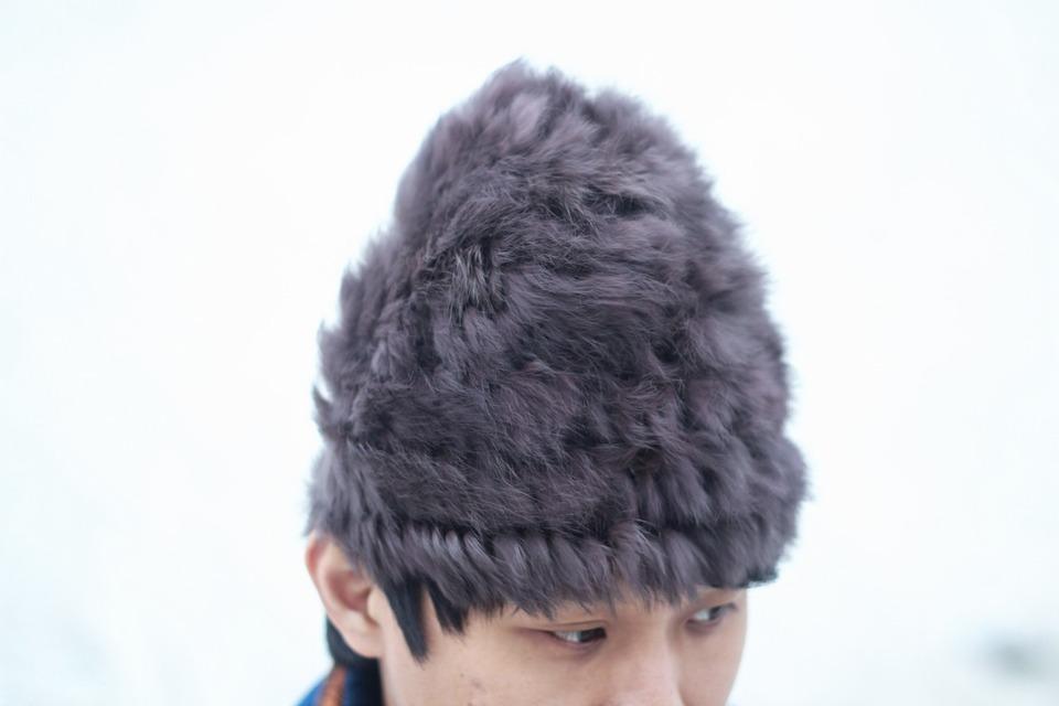無品牌 的 毛毛毛帽