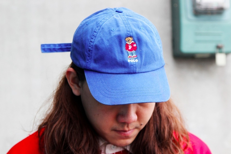 POLO RALPH LAUREN 的 老帽