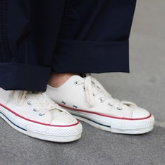 CONVERSE CHUCK TAYLOR ALLSTAR MADE IN JAPAN 的 低筒帆布鞋