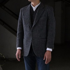 KENT IN TRADITION X HARRIS TWEED 的 獵裝