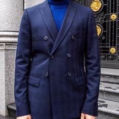 TOPMAN 的 雙排扣西裝外套
