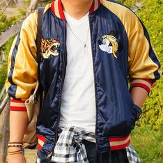 DISNEY 的 橫須賀外套
