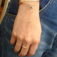 HUDDLE BY FUJINTREE355 / BEAMS BOY 的 BRACELET AND RING