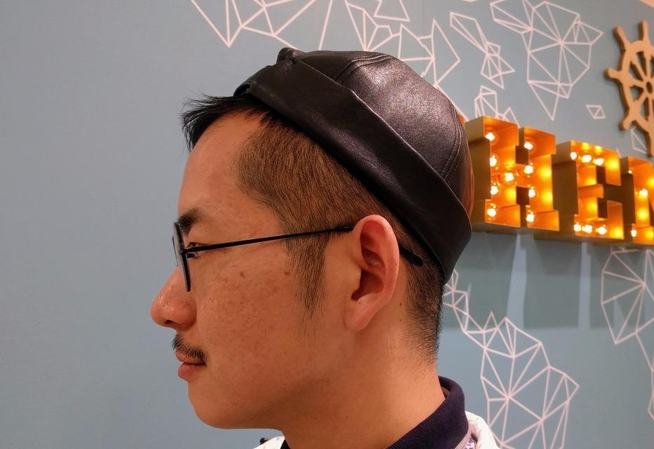 無品牌 的 水兵帽