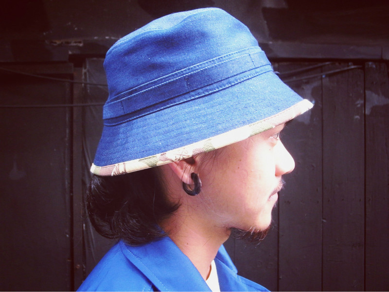 FILTER017 的  LAND OF LOST CAMO BUCKET HAT
