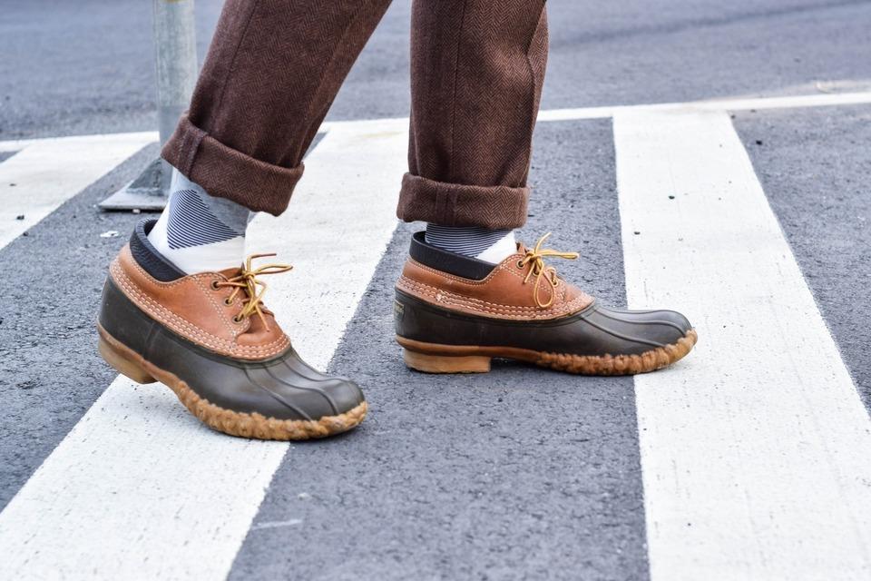 L.L BEAN 的 獵鴨靴
