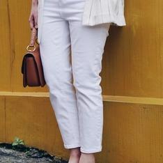 PURRFECTION 的 直筒牛仔褲