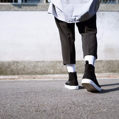 ARGIS 的 雀爾希靴