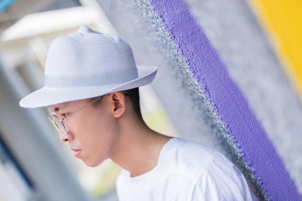 25TOGO DESIGN 的 MASK HAT臉型紳士帽