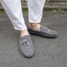 WHILE 的 豆豆樂福鞋