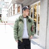 ALPHA INDUSTRIES 的 B-15 AIR FRAME FLIGHT JACKET 飛行夾克