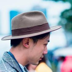 ECUA-ANDINO 的 紳士帽