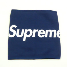 SUPREME 的 SUPREME FLEECE NECK GAITOR