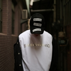 STEREO VINYLS  的 STEREO VINYLS OUR TYPOGRAPHY 6P CAP