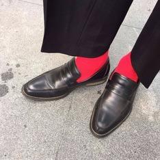 VANGER 的 樂福鞋