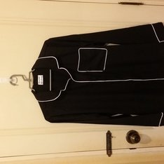 HUNTER STUDIOS 的 睡衣襯衫