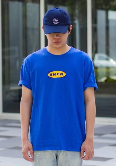 IKEA 的 IKEA LOGO TEE