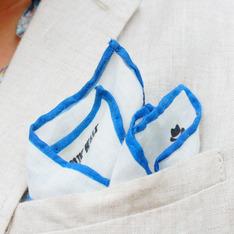 SUITWALK 的 胸袋巾