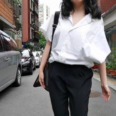 LIMI FEU 的 白襯衫
