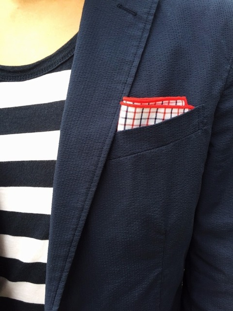 無品牌 的 POCKET SQUARE