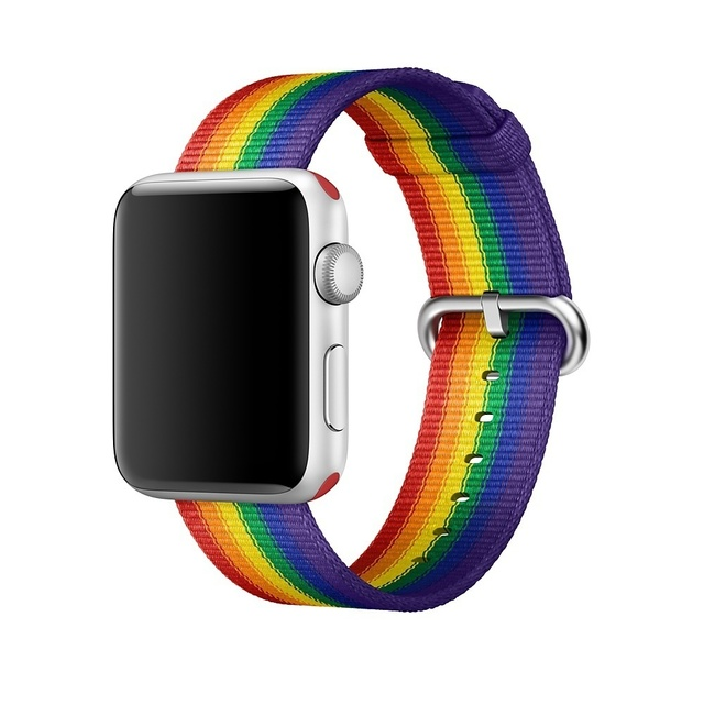 APPLE 的 APPLE WATCH 42MM PRIDE EDITION