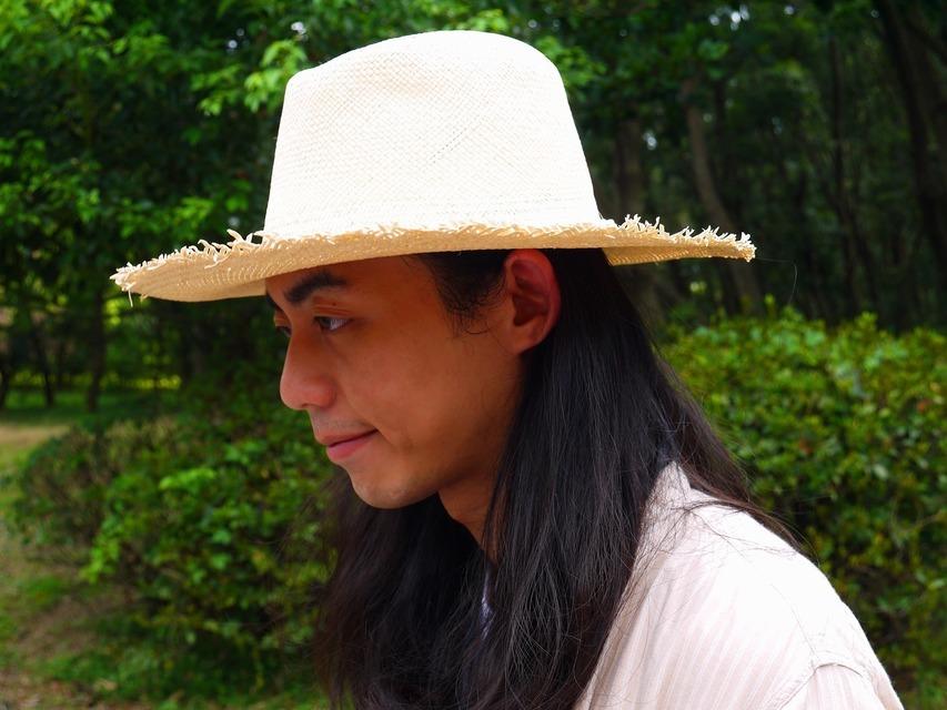 KIJIMA TAKAYUKI 的 草帽