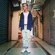 ONITSUKA TIGER 的 白色休閒鞋