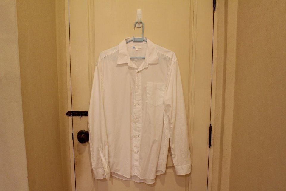 AIIZ 的 白襯衫