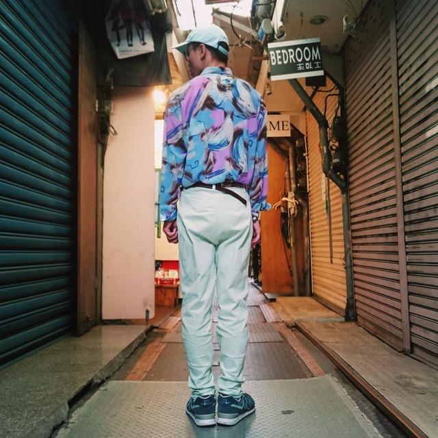 無品牌 的 水藍色老帽