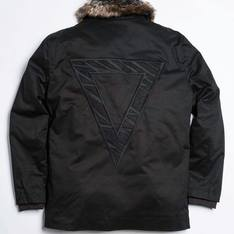 BACKBEAT 的 FUR BLOUSON PARADOX PATCH