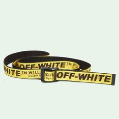 OFF-WHITE 的 INDUSTRIAL BELT