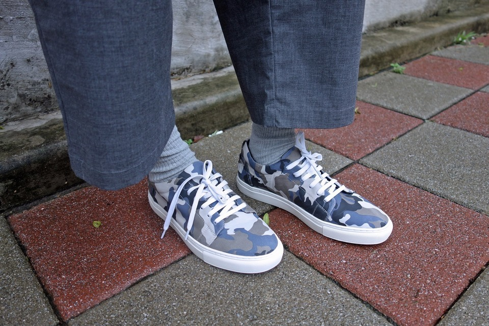 AMANSHOES 的 SNEAKERS