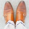 ZARA 的 雙扣孟克鞋