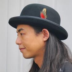 NEW YORK HAT 的 紳士帽