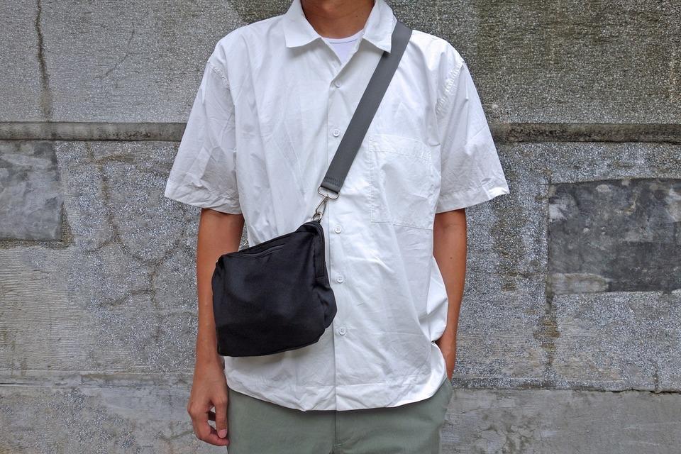 COP BY PLAIN-ME 的 寬版短袖襯衫