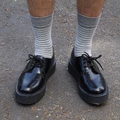 GEORGE COX 的 厚底鞋