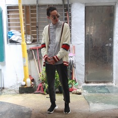 FAITH KOREA 的 針織外套