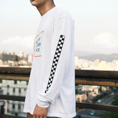 REPOS 的 CHECKERBOARD LONG-SLEEVE