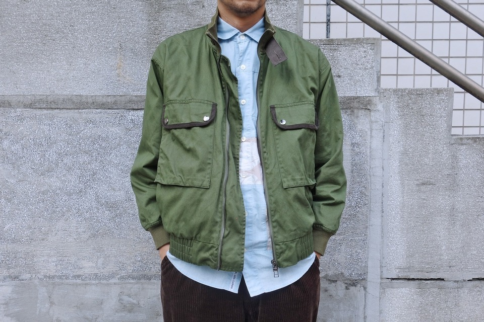 JOURNAL STANDARD X PLAIN-ME 的 G-8外套