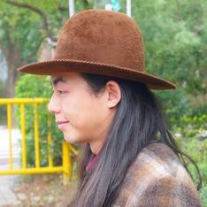 UNDERCOVERISM 的 紳士帽
